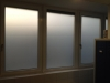 Sichtschutz im Umkleideraum