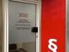 Eingangsbereich Anwaltskanzlei