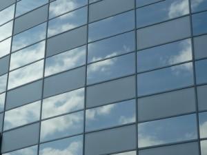 Sichtschutz Rhein-Main | Glasfassade