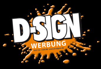D-SIGN Werbung